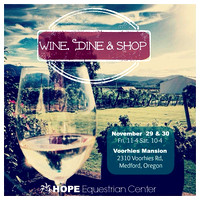 HOPE Equestrian -    2nd Annual Wine & Dine